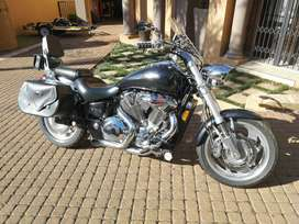 2011 Honda VTX 1800 in excellent condition to swop or sell