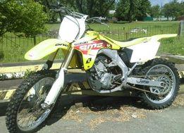 Мотоцикл SUZUKI RMZ 450