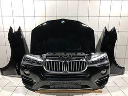 Разборка,запчасти BMW E71 F15 F25 F10 F30 F32 фары LED бампер капот