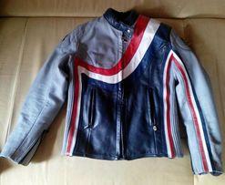 Кожаная куртка Франция.Segura..Оригинал.Мотокуртка женская.