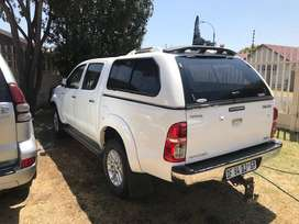 Toyota Hilux 3.0 Double Cab 4 x 4