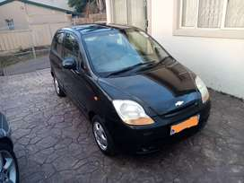Chevy spark LS 2007 model