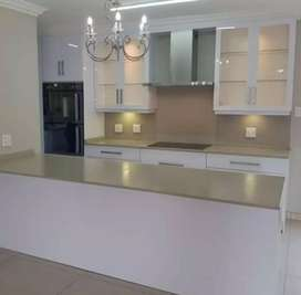 Fitted Kitchen Cupboards and more Interior design services