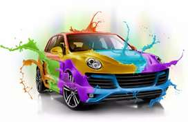 Automotive Paint and Equipment.