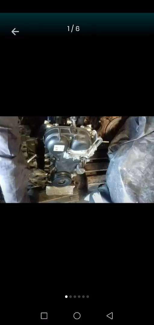 Ford Fiesta engines stripping for parts 0