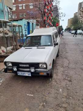Am selling Nissan 1400 good condition