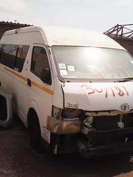 Toyota Quantum Shell for Sale