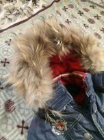 Зимний костюм Кiko
