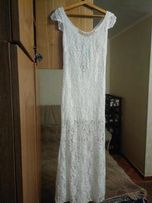 Продам гіпюрове плаття