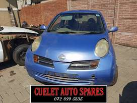 Nissan Micra Stripping For Parts