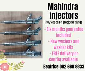 Mahindra diesel injectors for sale