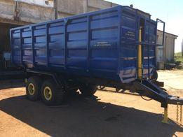 Переобладнання тракторних причепів 2ПТС-9, 3ПТС-12 на зерновоз