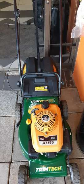 TrimTech 160cc Petrol Lawnmower