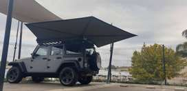 Butterfly Shade Awning Stainless Steel