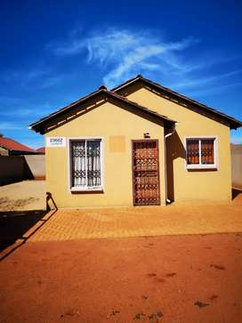 3 bedroom house for rent. Secure parking available