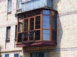 Французский Балкон под ключ в рассрочку.Окна WDS,Rehau.Компенсация -35