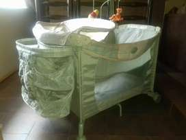 Winnie The Pooh Camp Cot, Chelino Carry Cot, Bambino Chair