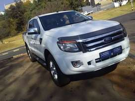 2016 FORD RANGER 3.2 AUTOMATIC