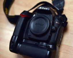 Nikon d90 + grip