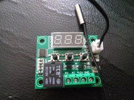 Терморегулятор (термостат) W1209 цифровой