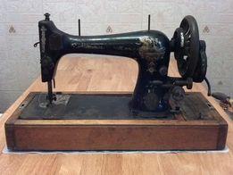 Швейная машина Зингер Singer 1906г, комплектная, все оригинальное