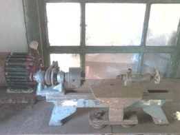 Станок токарный по металлу, по дереву .220В