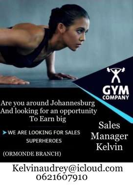 We recruiting sales agents
