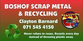 SCRAP METAL undefined RECYCLING