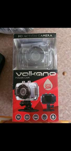 Volkano powercam action camera