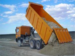 Реализуем щебень 5*20, 20*40, 40*70, отсев, песок с доставкой.