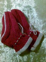 детские большие пинетки (носки)
