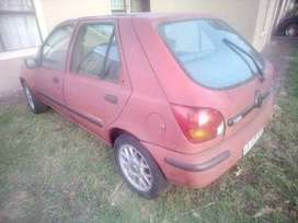 1999 MAZDA SOHO 1.3 AS IS OR BREAKING FOR PARTS