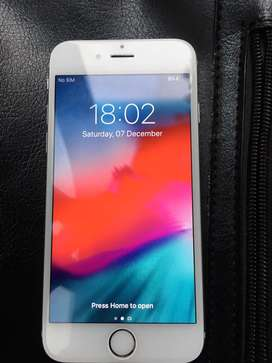Iphone 6 64GB Silver for sale
