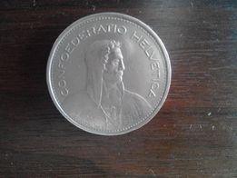 Продам 5 франков 1968