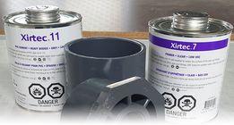 ПВХ-цемент Xirtec 11 + Xirtec 7 грунтовка (IPEX, USA) 2 х 946 ml