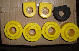 Втулки на УАЗ стабилизатора и продольной тяги
