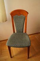 Stół z krzesłami Klose - zestaw Milo