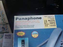 telefon stacjonarny+przenośny kpl-sprzedam