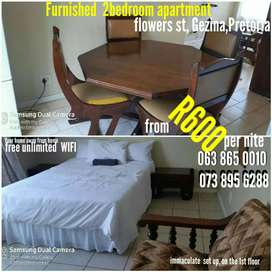 GUESTHOUSE 2BEDROOMED APARTMENT