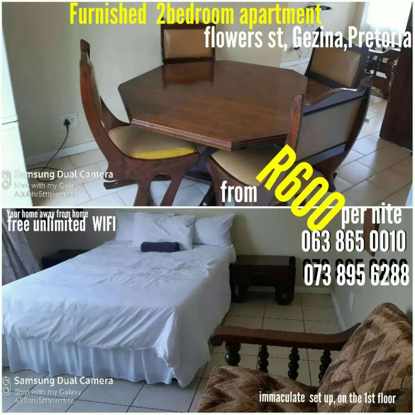 GUESTHOUSE 2BEDROOMED APARTMENT 0