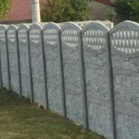 ogrodzenia betonowe produkcja