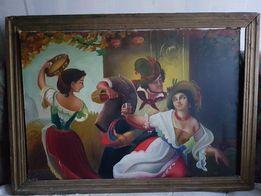 Картина Октябрьский праздник в Риме