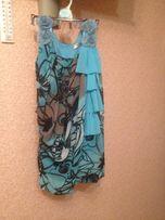 Нарядное платье Ahsen Morva р.7-8 лет