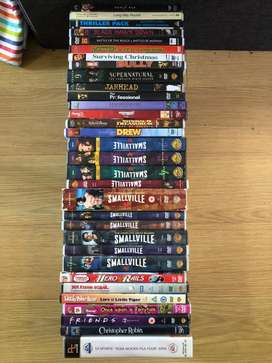 DVD Movie and Series Collection