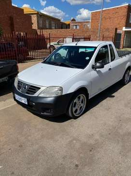Bakkie is in a very Good Condition. Licence up to date,2009 model