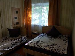 Кімнати в приватному будинку без господарів після капітального ремонту