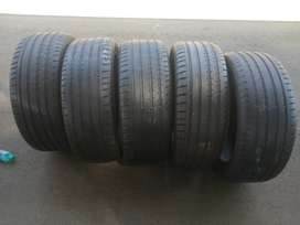 265 45 R20 Continental ContiSportContact 2 Tyres