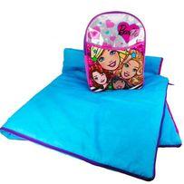Рюкзак и спальный мешок Barbie backpack with Sleeping Bag