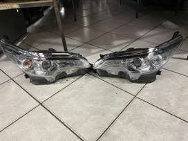 Toyota Fortuner Left and Right Headlight