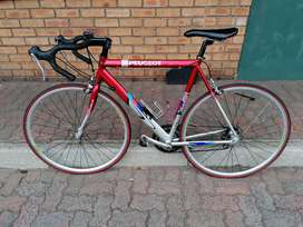 Peugeot bycicle